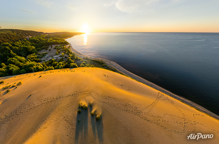 Curonian Spit, Russia-Lithuania