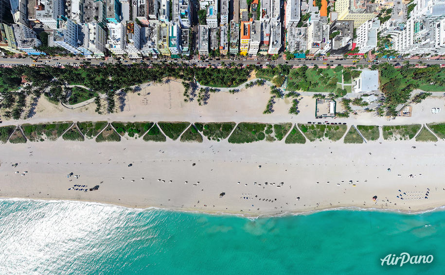 Miami Beach, South beach, Ocean drive