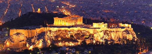 Acropolis, Athens, Greece - AirPano.com • 360 Degree Aerial Panorama • 3D Virtual Tours Around the World