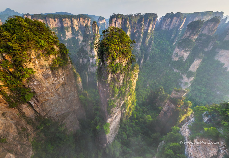 Chinese mountains Avatar
