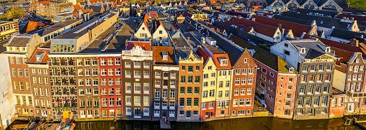 Amsterdam, Netherlands - AirPano.com • 360 Degree Aerial Panorama • 3D Virtual Tours Around the World