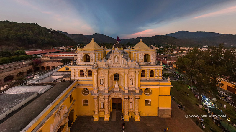 La Merced Church, Antigua Guatemala