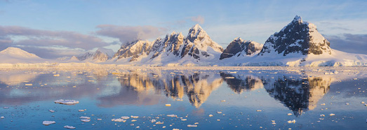 Antarctica, Part I - AirPano.com • 360 Degree Aerial Panorama • 3D Virtual Tours Around the World