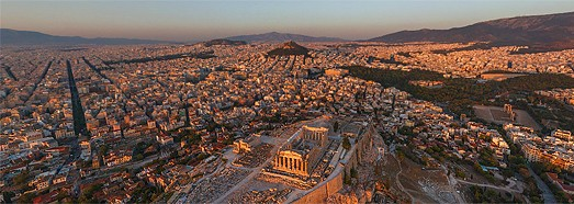 Athens, Greece - AirPano.com • 360 Degree Aerial Panorama • 3D Virtual Tours Around the World