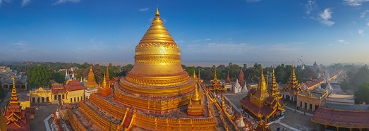 Bagan, Myanmar - AirPano.com • 360 Degree Aerial Panorama • 3D Virtual Tours Around the World