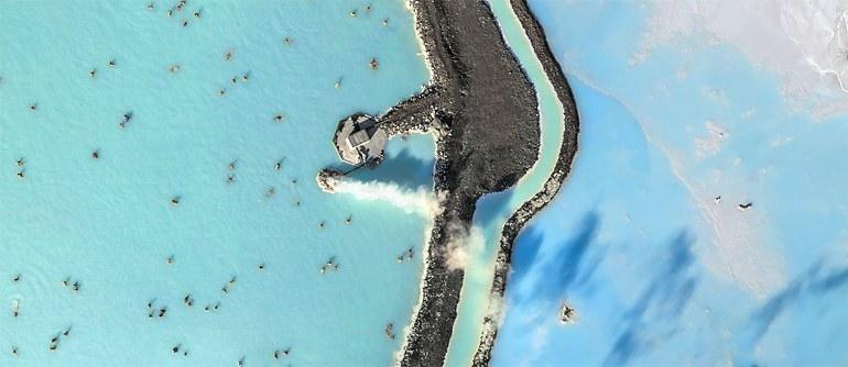thermal resort blue lagoon iceland