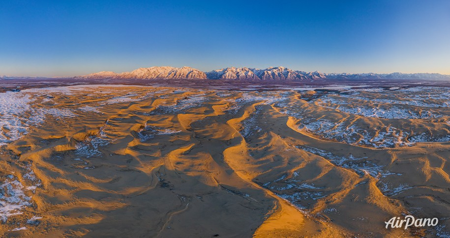 Chara Sands, Russia