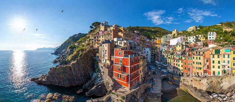 Riomaggiore Italy Map.Riomaggiore Cinque Terre Italy