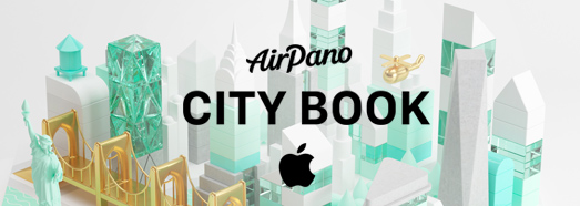 Download iOS application AirPano City Book - AirPano.com • 360 Degree Aerial Panorama • 3D Virtual Tours Around the World