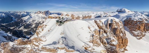 Dolomites, Italy - AirPano.com • 360 Degree Aerial Panorama • 3D Virtual Tours Around the World