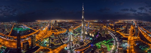 Dubai, the best - AirPano.com • 360 Degree Aerial Panorama • 3D Virtual Tours Around the World