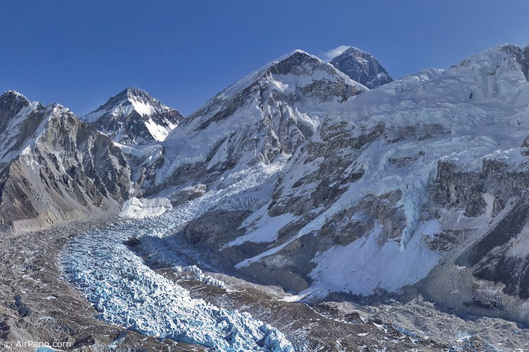 Mount Everest view