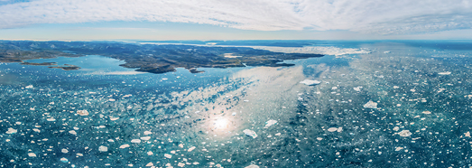 Landscapes of Greenland. Part III - AirPano.com • 360 Degree Aerial Panorama • 3D Virtual Tours Around the World