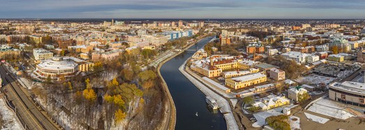 Golden Ring of Russia, Ivanovo - AirPano.com • 360 Degree Aerial Panorama • 3D Virtual Tours Around the World
