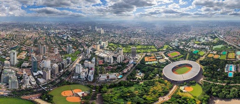 World Asia Indonesia Jakarta Indonesia