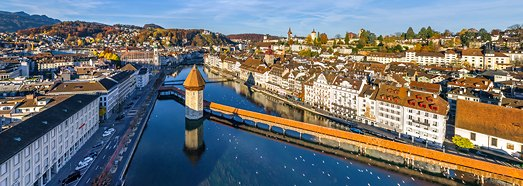 Lucerne, Switzerland - AirPano.com • 360 Degree Aerial Panorama • 3D Virtual Tours Around the World