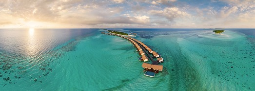 Southern Maldives. Part I - AirPano.com • 360 Degree Aerial Panorama • 3D Virtual Tours Around the World