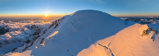 Mont Blanc, Italy-France. Part IV - AirPano.com • 360 Degree Aerial Panorama • 3D Virtual Tours Around the World