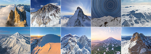 Mountains - AirPano.com • 360 Degree Aerial Panorama • 3D Virtual Tours Around the World