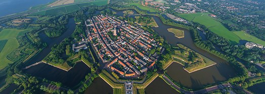 Naarden, Netherlands - AirPano.com • 360 Degree Aerial Panorama • 3D Virtual Tours Around the World