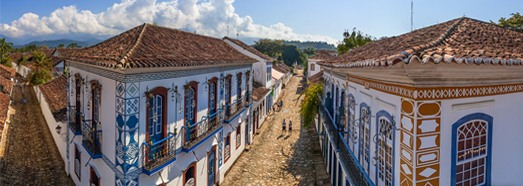 Paraty, Brazil - AirPano.com • 360 Degree Aerial Panorama • 3D Virtual Tours Around the World