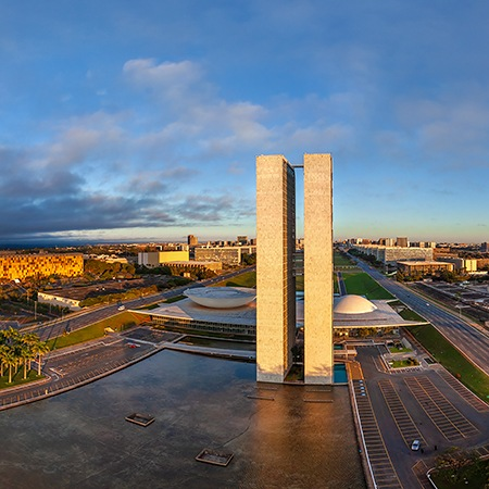 Brasília. The capital of Brazil