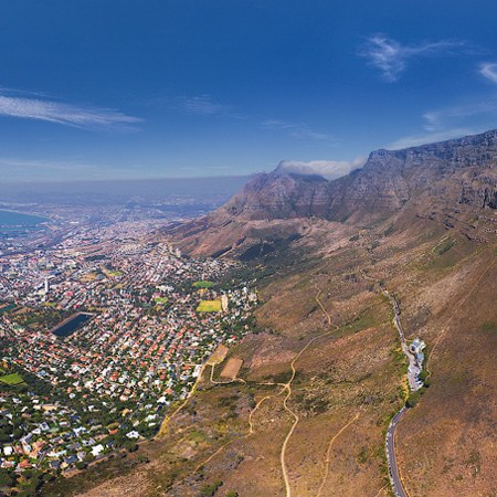 Virtual Tour of Cape Town, South Africa