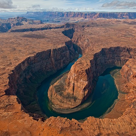 Horseshoe Bend, Colorado River, Arizona