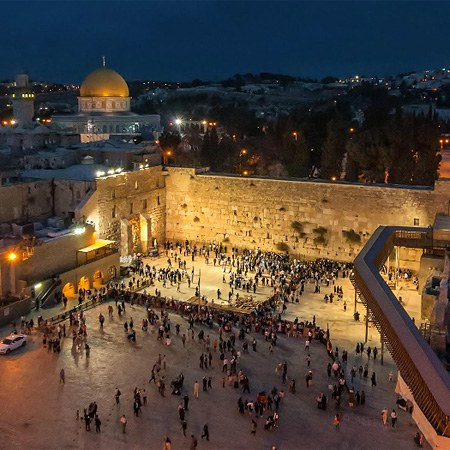 Holy places of Jerusalem, Israel