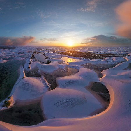 Lencois Maranhenses National Park, Brazil