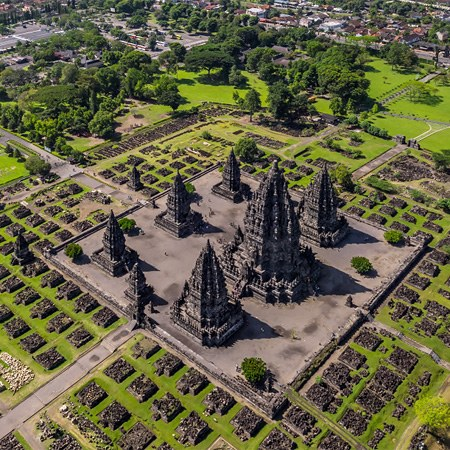 Prambanan Temple Compounds, Indonesia