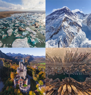 The best panoramas by AirPano. Part 1