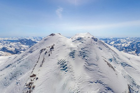 Mount Elbrus, Russia. Part I
