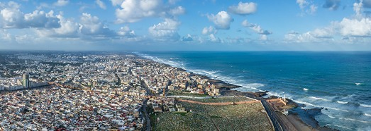 Rabat, Morocco - AirPano.com • 360 Degree Aerial Panorama • 3D Virtual Tours Around the World