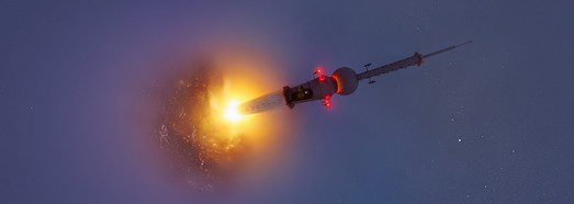 Soyuz-AirPano rocket launch - AirPano.com • 360 Degree Aerial Panorama • 3D Virtual Tours Around the World