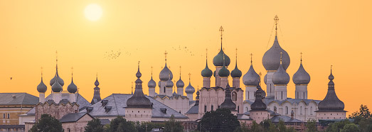 Golden Ring of Russia, Rostov the Great - AirPano.com • 360 Degree Aerial Panorama • 3D Virtual Tours Around the World