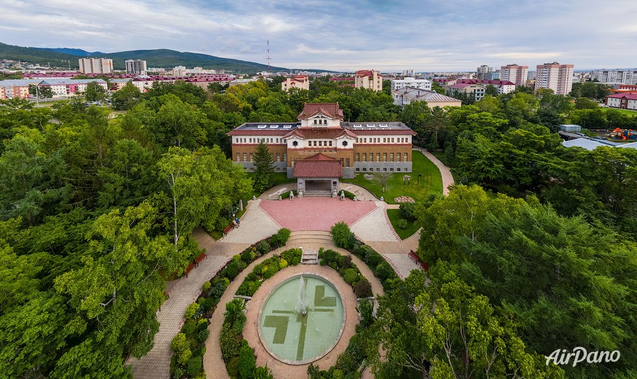 The Sakhalin Regional Museum of Local Lore