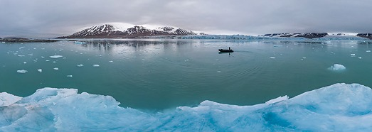 Svalbard (Spitsbergen), Norway - AirPano.com • 360 Degree Aerial Panorama • 3D Virtual Tours Around the World