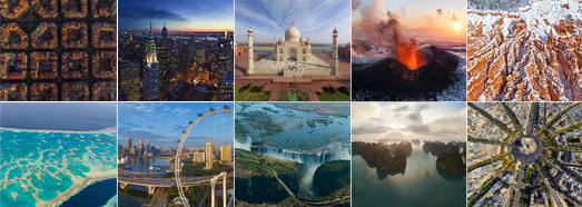 The best panoramas by AirPano. Part 2 - AirPano.com • 360 Degree Aerial Panorama • 3D Virtual Tours Around the World
