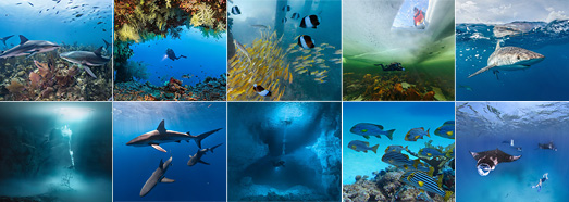 Underwater - AirPano.com • 360 Degree Aerial Panorama • 3D Virtual Tours Around the World