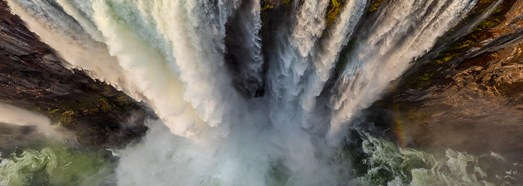 Victoria Falls, Zambia-Zimbabwe. Part II - AirPano.com • 360 Degree Aerial Panorama • 3D Virtual Tours Around the World