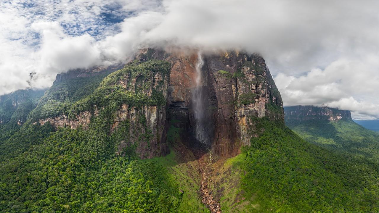 Angel Falls, Venezuela  Part I