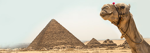 Egyptian pyramids. Part I - AirPano.com • 360 Degree Aerial Panorama • 3D Virtual Tours Around the World