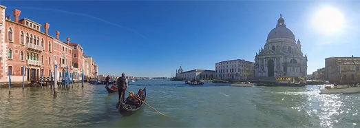 Carnival of Venice - AirPano.com • 360 Degree Aerial Panorama • 3D Virtual Tours Around the World
