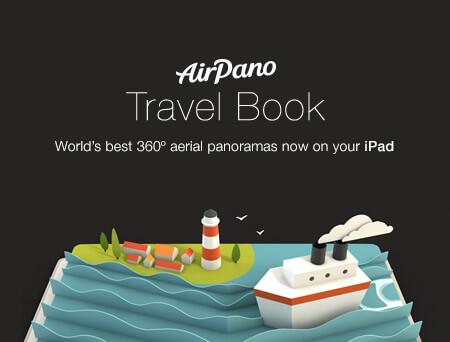 360° Aerial Panoramas, 360° Virtual Tours Around the World