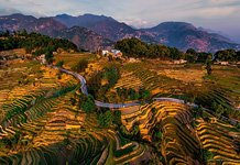 Yuanyang rice terraces #2
