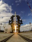 First launch of the Angara rocket #1 (© NetWind.ru)