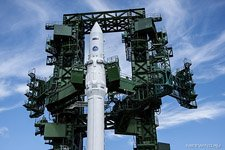 First launch of the Angara rocket #6 (© NetWind.ru)