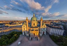 Karlskirche (St. Charles's Church) #2