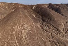 Geoglyphs in Palpa Valley #9